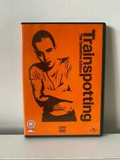 TRAINSPOTTING THE DEFINITIVE EDITION 2 DISC DVD [Good]
