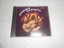 CD- ARSENIO RODRIGUEZ Y SU CONJUNTO, COMO SE GOZA EN EL BARRIO ( tested )