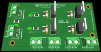 IGBT Ignition Coil COPS Driver Module ideal for Arduino and Pi UK SELLER