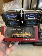 Ignition 1/64 Nissan GT-R R35 Pandem Gold Japan Color