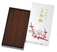BAIKUNDO SENKOU Incense Sticks Sandalwood Kodo Plum From Japan