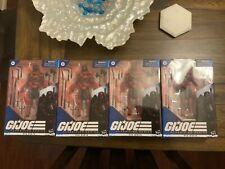 GI Joe Classified Series Red Ninja Sealed #08 Set of 4 - Army Builder set!