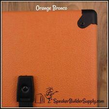 """Orange Bronco/Levant tolex ~34"""" ROLL WIDTH! PER YD"""