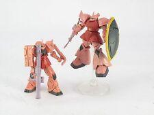 GUNDAM Gashapon s.o.g 1/300 Series Char-solo MS (Zaku & GELGOOG)