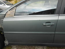 Opel Signum Vectra C 03-09 Tür vorne links bei Hamburg Z393 grün Fahrertür