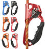 Left/Right Hand Ascender Rock Climbing Tree Arborist Rescue Gear for 8-13mm Rope