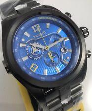 Limited to 30 Renato T-Rex Generation III Rare Blue Gun Metal Chronograph Watch