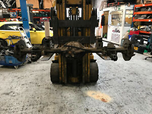 2007 JEEP GRAND CHEROKEE WK 3.0 CRD REAR AXLE DIFF DIFFERENTIAL SPARES OR REPAIR