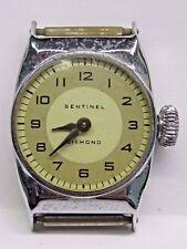Vintage Gents & Lds Sentinel Base Metal Wrist Watch