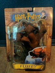 Harry Potter Mattel 2001 Fluffy Deluxe Creature Action Figure Warner Brothers