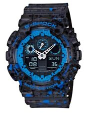 Casio G-Shock * GA100ST-2A Stash x G-Shock Graffiti Style Limited Edition
