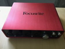 Focusrite Scarlett 18i8 1st Generation USB Audio Interface OVP