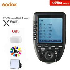 AU GODOX XPro-F 2.4G TTL Wireless Flash Trigger Transmitter For Fuji Cameras