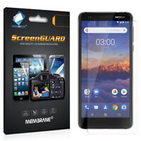 3 x Screen Protectors For Mobile Phone Nokia 3.1 - Glossy Cover
