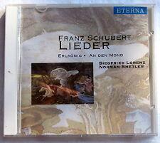 CD (s) - FRANZ SCHUBERT - Lieder Vol. II - Siegfried Lorenz / Norman Shelter