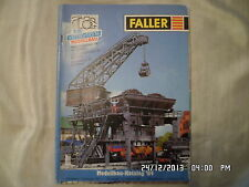 CATALOGUE FALLER 1984      E95