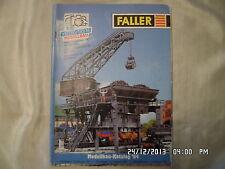 CATALOGUE FALLER 1984      E95