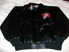 NASCAR KEVIN HARVICK GM GOODWRENCH SERVICE PLUS #29 FAUX-LEATHER JACKET (XL)