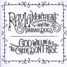 Lamontagne,Ray & the Pariah Dogs - God Willin' & the Creek Don't Rise - CD