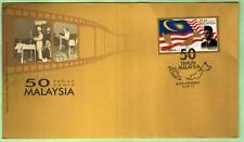 Malaysia 2013 50 Years Malaysia ~ FDC (Kota Kinabalu)