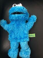 Cookie Monster hand Puppet (2016 Sesame Street) (Full Body!)