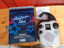 2005 Fox TV American Idol Shower Clock Radio NEW in Box ULTRA RARE Promo!