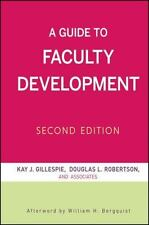 A Guide to Faculty Development by Douglas L. Robertson Hardcover Book (English)