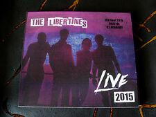 Slip Double: The Libertines : Live 2015 Bristol Academy : 2 CDs