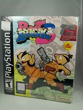 Point Blank 3 Playstation 1 PS1 Factory Sealed Brand New Includes Guncon
