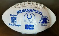 1991 Indianapolis Colts Auto Team Signed NFL REACH Football 30 + Signatures