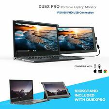 "Portable 12.5"" Monitor - Duex Pro Upgraded 2.0 with Kickstand Combo Anti Glare"
