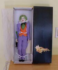 """Tonner 17"""" Joker Doll DC Stars Collection Batman"""