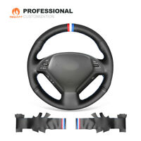 NEW Leather Steering Wheel Cover for Infiniti G G25 G35 G37 QX50 EX EX35 EX37