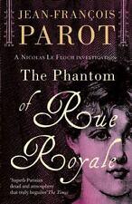 Phantom of Rue Royale (Nicolas Le Floch Investigation)-ExLibrary