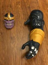 Marvel Legends 2015 BAF Build Figure Thanos Left Arm & Head Spider-Woman Parts