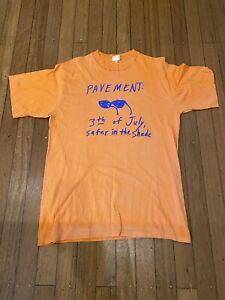 Pavement T Shirt 90S XL Vintage