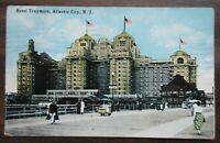 Vintage Postcard - Hotel Traymore Atlantic City NJ
