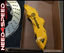 Brembo Brakes Yellow for Lexus IS250 F-Sport