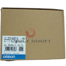 New in Box Omron CP1H-X40DT-D Control Logic 24IN 16OUT 24V CP1HX40DTD 32K Words
