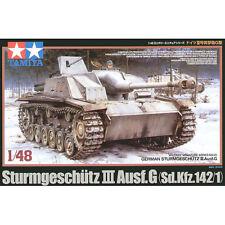 TAMIYA 32525 sturmgeschutz iii ausf g tank 1, 48 kit de modèle militaire