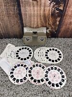 Viewmaster With Reels Lot