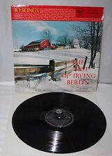 "12"" LP - Reg Owen & His Orchestra - Best of Irving Berlin - RCA RD-27059 - 1958"