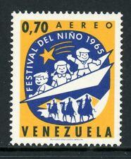 Venezuela Scott #C910 MNH Christmas 1965 Children's Festival $$