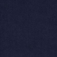 Royal Blue Solid Chenille Velvet Upholstery Fabric