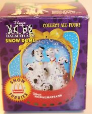 101 Dalmations Dog Snow Fluries Dome McDonald's Toy Ornament New in Box