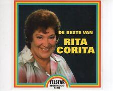 CD RITA CORITAhet best van TELSTAR REGENBOOG SERIE EX+ (A2231)