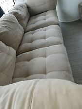 Marvelous Cindy Crawford Sofas Loveseats Chaises For Sale Ebay Creativecarmelina Interior Chair Design Creativecarmelinacom