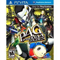 Persona 4 Golden Game PS Vita