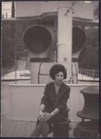 YZ1067 Gardone Riviera - Il Vittoriale - Fotografia d'epoca - 1963 vintage photo