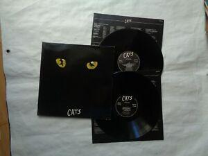 CATS (the company) gatefold double album on The Really Useful Company LTD 1981